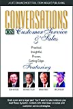 img - for Conversations on Customer Service And Sales by Richard Tyler (2005-03-30) book / textbook / text book