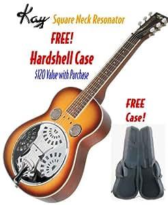 Kay vintage guitars resonators