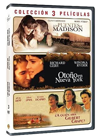 Pack: Los Puentes De Madison + Otoño En Nueva York + ¿A Quién Ama ...