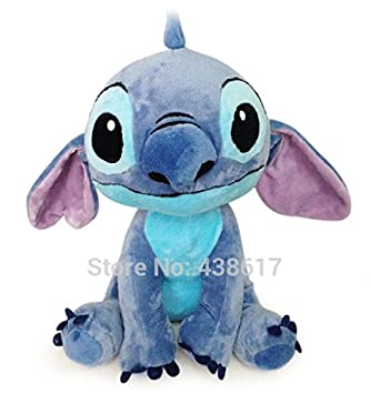 New Original Lilo and Stitch Toys 30cm Stitch Plush Peluche Pelucia Stuffed Animals Kids Baby Toy