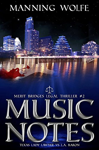 Music Notes by Manning Wolfe ebook deal