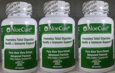AloeCure Advanced Formula - 3 pack