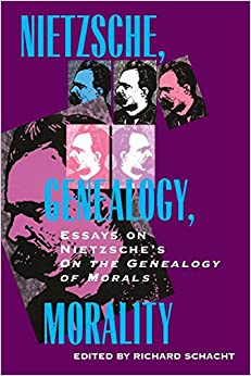 nietzsche genealogy morality essays on nietzsche s on the nietzsche genealogy morality essays on nietzsche s on the genealogy of morals philosophical traditions