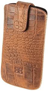 Bouletta MC Dragon MC-D8-S4 Case for Samsung Galaxy S4 Leather Brown