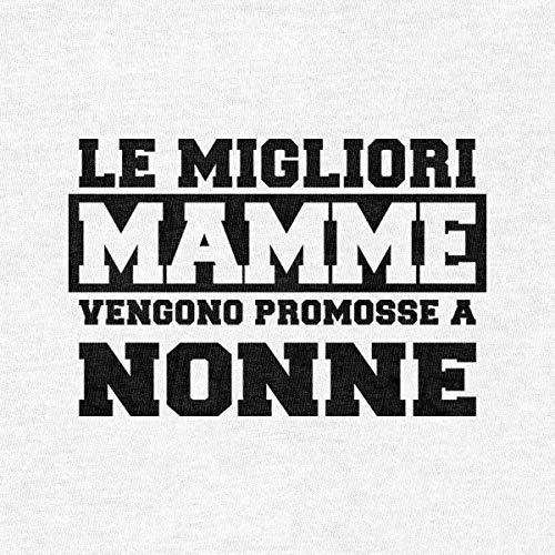 Nero Slim Mamme Shirtgeil Celeste Donna Nonne Le Migliori A Da Fit Vengono Promosse Maglietta qxf0RTH