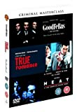 Goodfellas / Heat / True Romance [DVD]