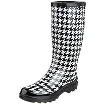 1.4.3. Girl Women's Raisin Rain Boot