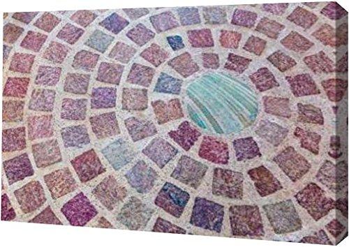 Mexico, Guanajuato Design of brick patio by Don Paulson - 16