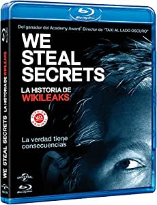 We Steal Secrets: The Story Of WikiLeaks [Blu-ray]