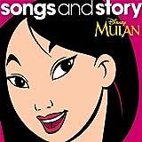 Mulan by Disney Songs & Story (2013-03-19)