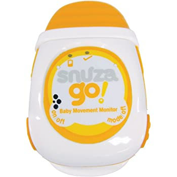 Amazon Com Snuza Go Baby Movement Monitor Video Baby