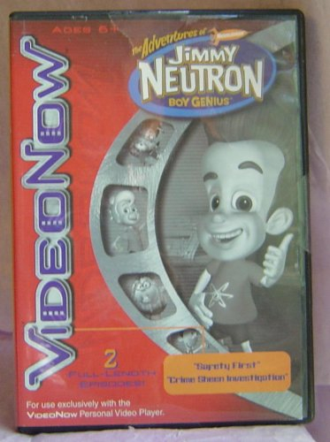 Video Now Jimmy Neutron 2 Episodes by VideoNow (Image #1)