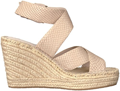 Kenneth Cole Nuove Donne York Oda Espadrillas Zeppa Argilla