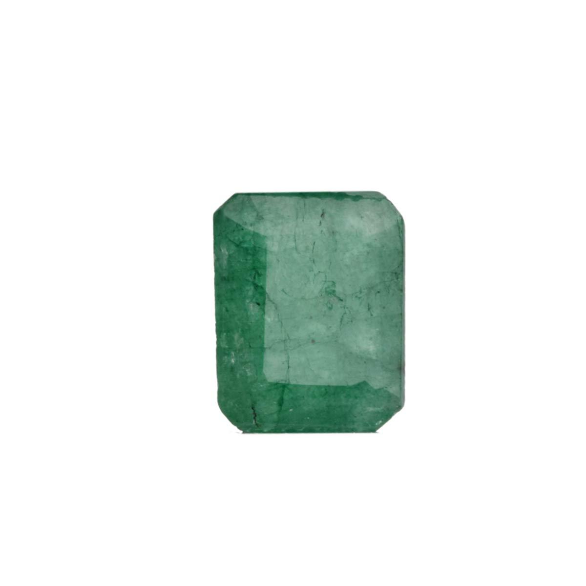 Genuine Green Emerald 4.50 Ct Egl Certified Green Emerald, Shiny Emerald, Emerald Shape Green Emerald Loose Gemstone hamlet e commerce V-5346