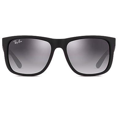 Óculos de Sol Ray Ban Justin RB4165L 601 8G-55  Amazon.com.br ... 00d929aaba