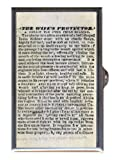 Best Case In Point 4.0 Pill Boxes - 1890s Birth Control The Wife's Protector Strange Guitar Review