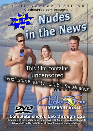 Nude shows dvd speaking, would