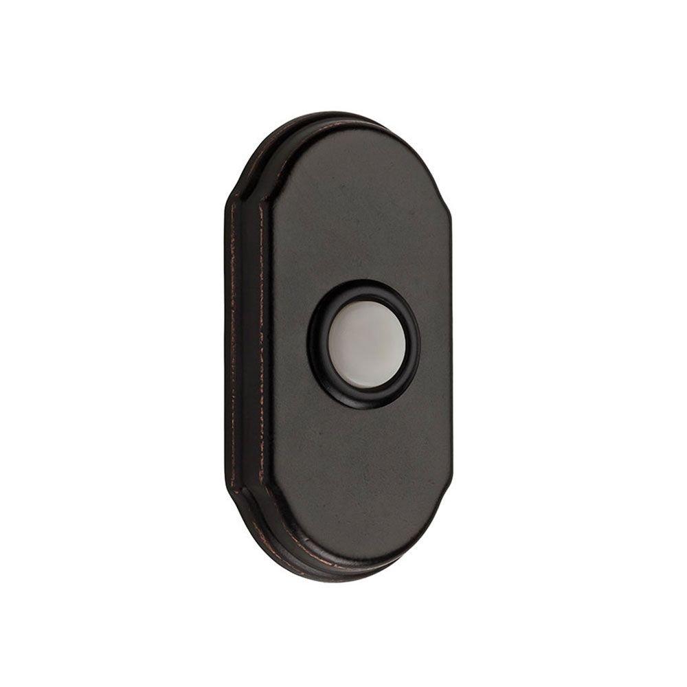 Baldwin 9BR7017 007 Arch Bell Button