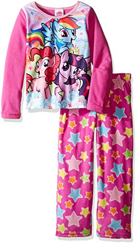 Pink 2 Piece Pajamas - 2