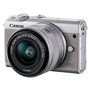 36a37d6f165069 Canon EOS M100 - Appareil Photo Hybride + EF-M 15-45 mm F 3.5-6.3 IS ...