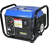 Portable Gas Generator 1200W Emergency Home Back Up Power Camping Tailgating Review