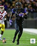 John Ross Washington Huskies NCAA Football Action Photo (Size: 8'' x 10'')