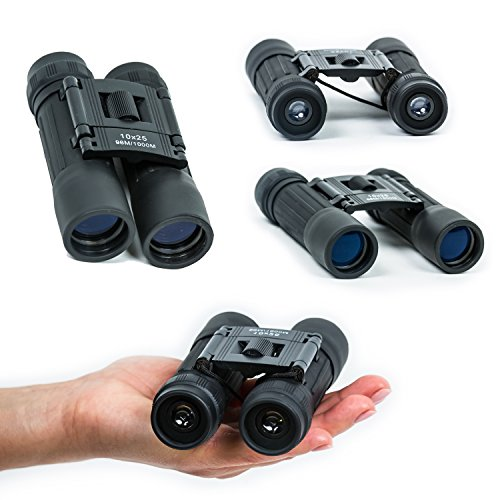 Binoculars For Kids | Anti-Slip Rubber Grip | Toy for...
