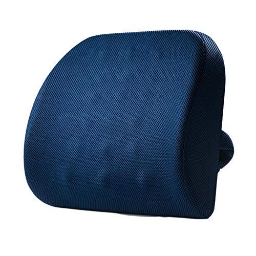 Cinturones lumbares cojín con cubierta de malla de carbón vegetal de bambú firmeza equilibrada diseñada para aliviar el...