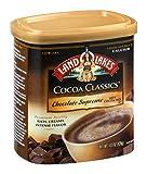 Land O'Lakes Cocoa Classics Low Fat Hot Cocoa Mix Chocolate Supreme 14.8 OZ