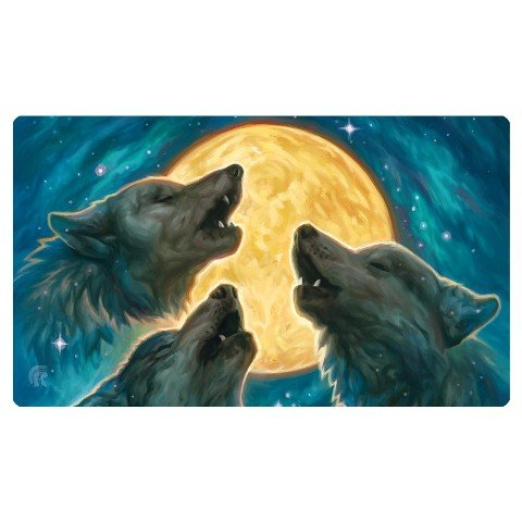 Play Mat 3 Wolf Moon Legion Supplies
