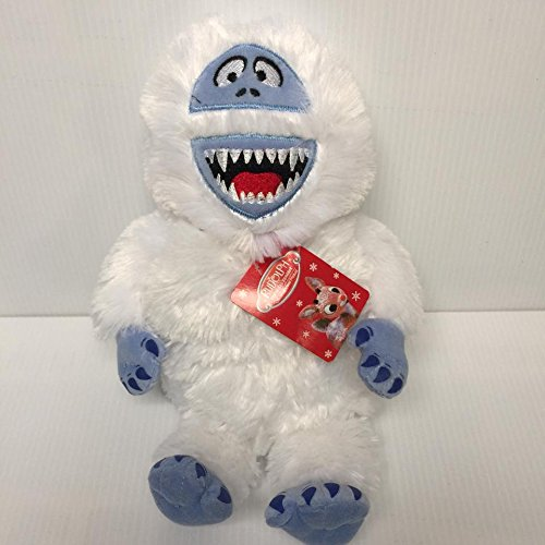 Rudolph the Red-Nosed Reindeer Bumble the Abominable Snowmonster 12 inch Plush doll