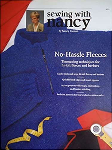 Sewing with Nancy No-Hassle Fleeces (#031)