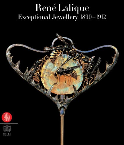Rene Lalique: Exceptional Jewellery, 1890-1912