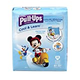 Pull ups Cool and Learn Training Pants 4t-5t Boy Mega Pack