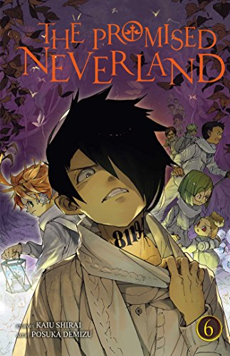 The Promised Neverland, Vol. 6 [Shirai, Kaiu] (Tapa Blanda)