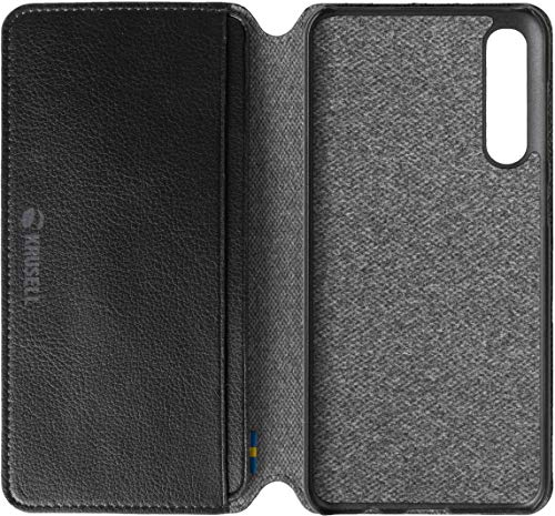 Krusell Book Case 'Pixbo 4 Card SLIMWALLET' for Samsung Galaxy A70 in Black