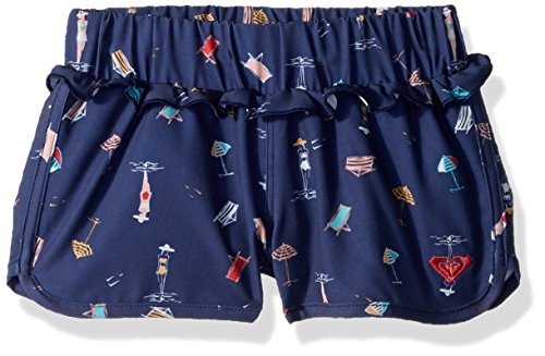 ropicool Sunshine Boardshort, Deep Cobalt on The Beach, 5 ()