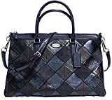 COACH MORGAN SATCHEL IN PATCHWORK LEATHER F36698