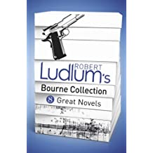 Robert Ludlum's Bourne Collection (ebook): 8 Great Novels (English Edition)