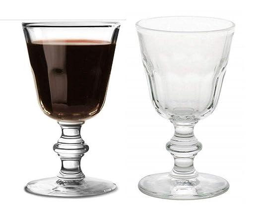 Amazon.com: La Rochere Verre Perigord A Vin - Juego de copas ...