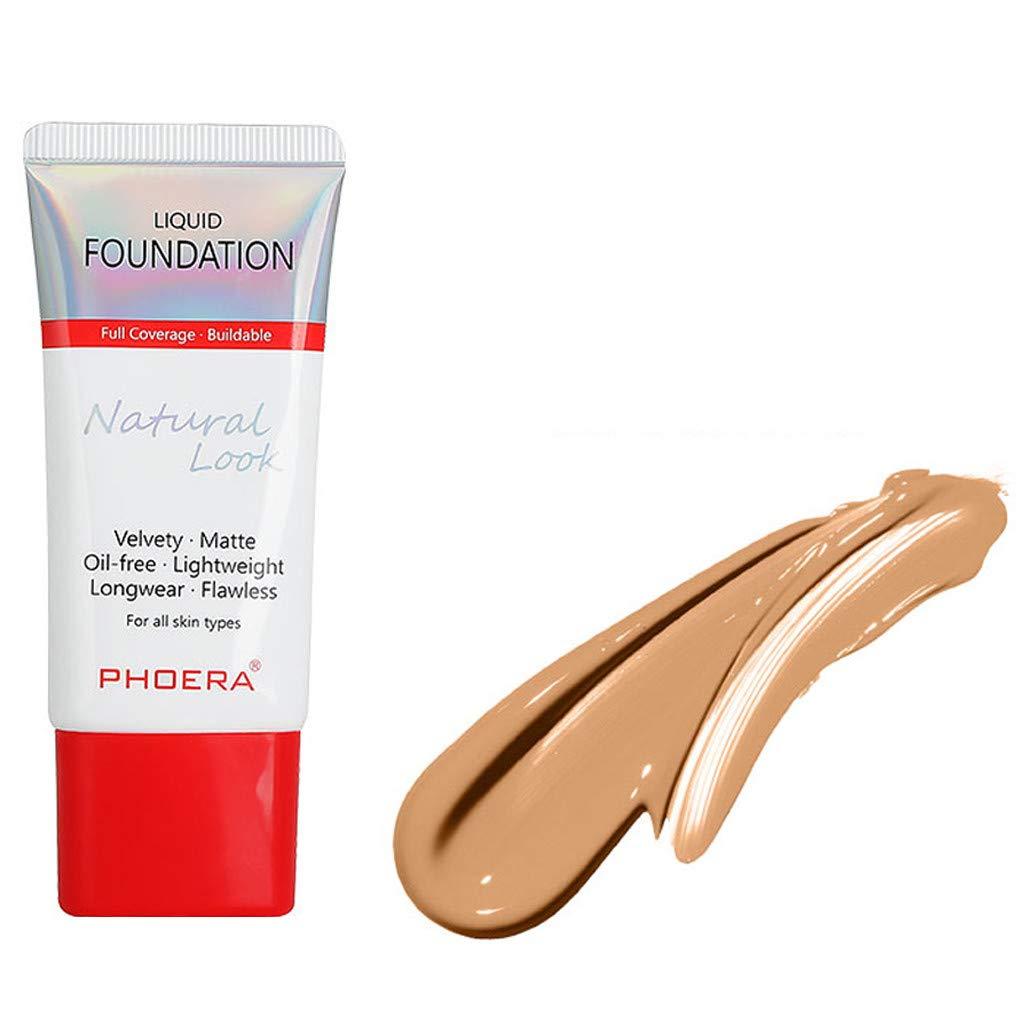 TUDUZ Maquillaje Liquid Base Correctora De Control De Aceite De ...