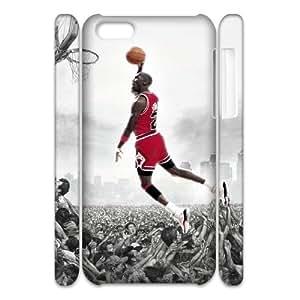 Michael Jordan Brand New 3D Cover Case for Iphone 5C,diy case cover ygtg-689069