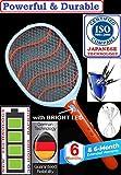 AKSHARA-Imported-Heavy-Duty Mosquito-Racket/SWATTER/Zapper/BAT