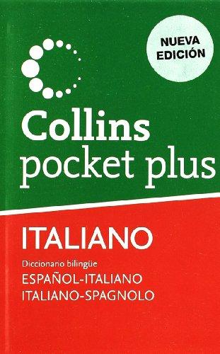 Descargar Libro Diccionario Pocket Plus Italiano : Diccionario Bilingüe Español-italiano | Italiano-spagnolo Collins