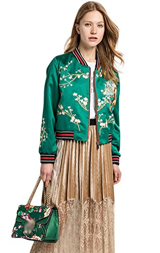 Embroidered Anorak Jacket - 3