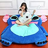 Cute Cartoon Lilo&Stitch Image Sleeping Bag Sofa Bed Twin Bed Double Bed Matt...