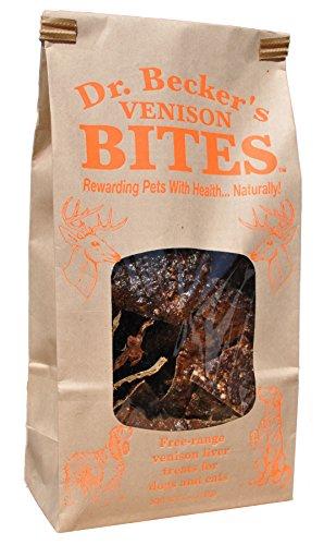 Dr. Becker's Venison Bites -