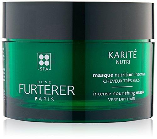 Rene Furterer KARITE NUTRI Intense Nourishing Mask, Very Dry Damaged Hair, Shea Oil, Shea Butter, 6.9 oz.