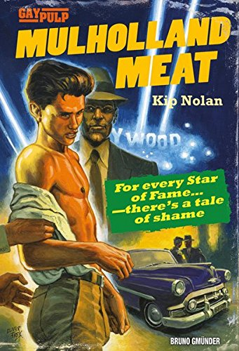Mulholland Meat: Gay Erotic Romance (Gay Pulp)