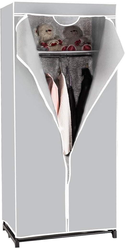 Faltschrank Kleiderschrank Stoffschrank Textilschrank Campingschrank Textil